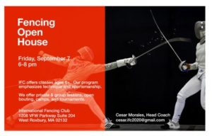 ifc fencing poster2